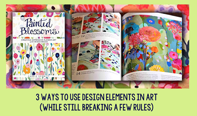 3 Ways to Use Design Elements (while still breaking some rules of art)