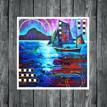 DianaDellos, Sail Away, dianadellos.com