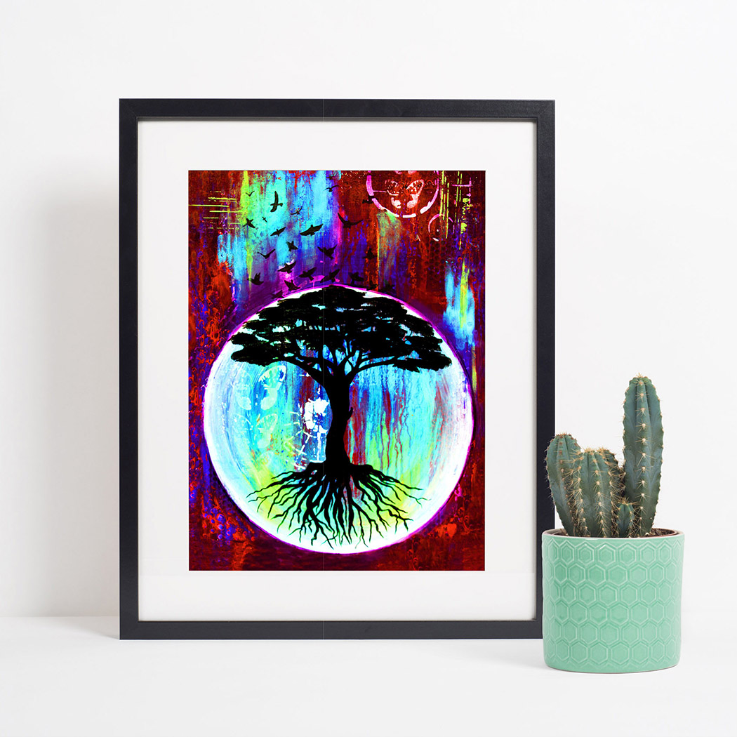 Giclee Art Prints by Diana Dellos Designs