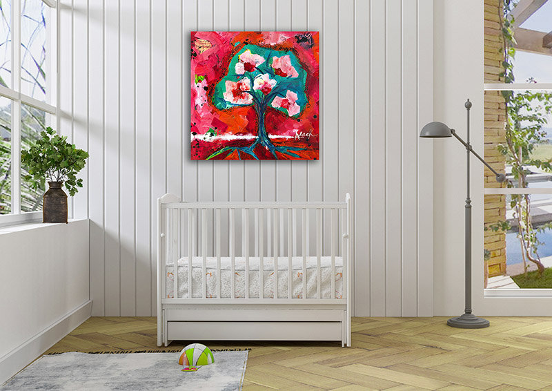 3 tips for choosing art for your kid's bedroom