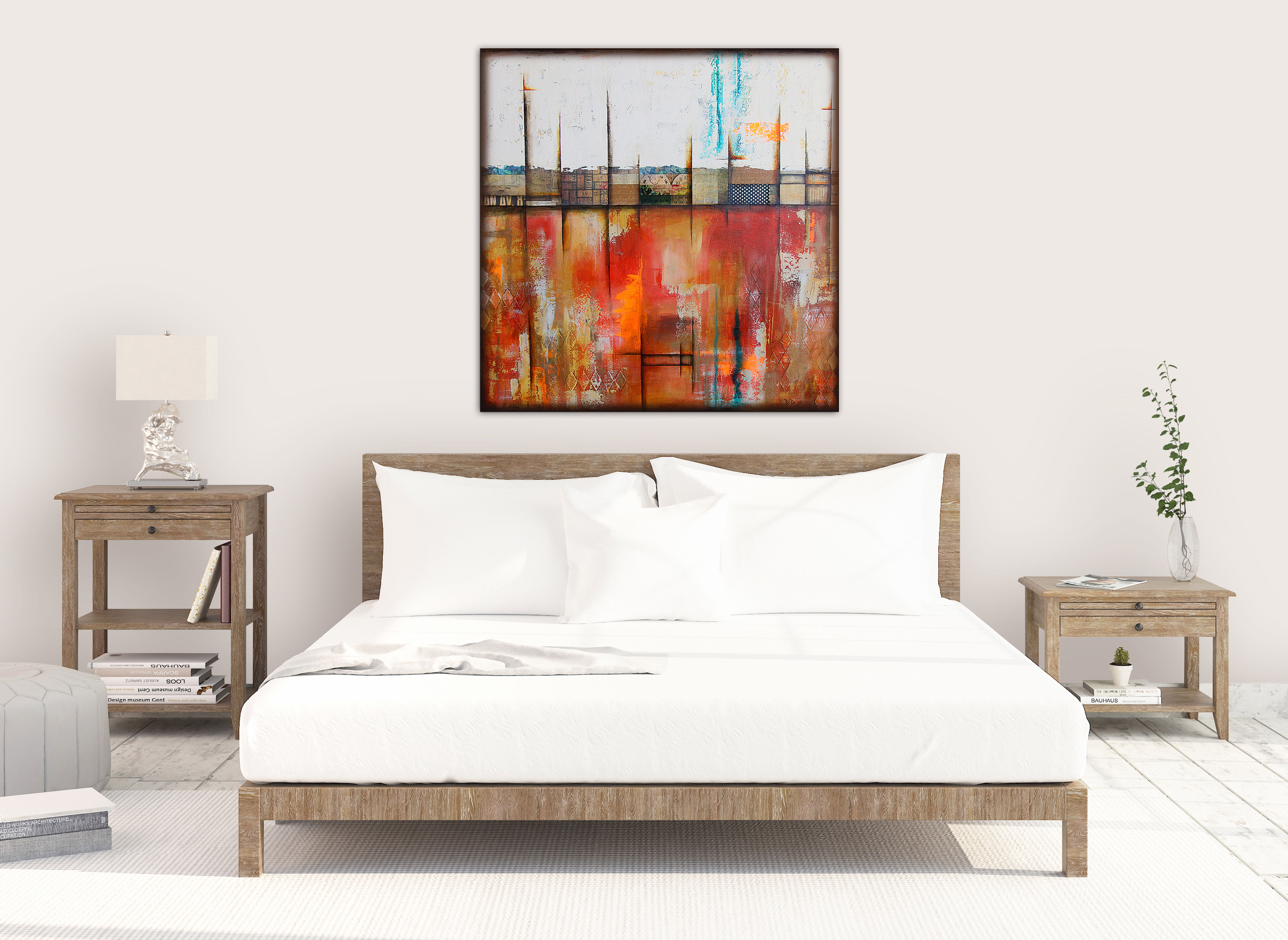 Choose Right Size Art For Your Home