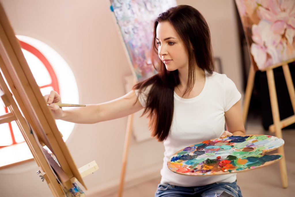 6 Common Mistakes New Painters Make | www.dianadellos.com - Things to keep in mind as you begin your painting journey