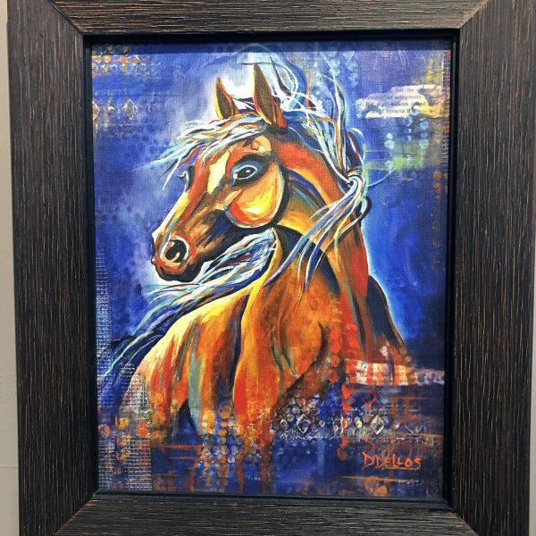 Wild Horse, www.dianadellos.com