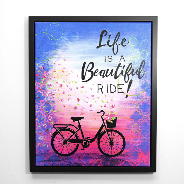 Life is a beautiful ride_www.dianadellos.com